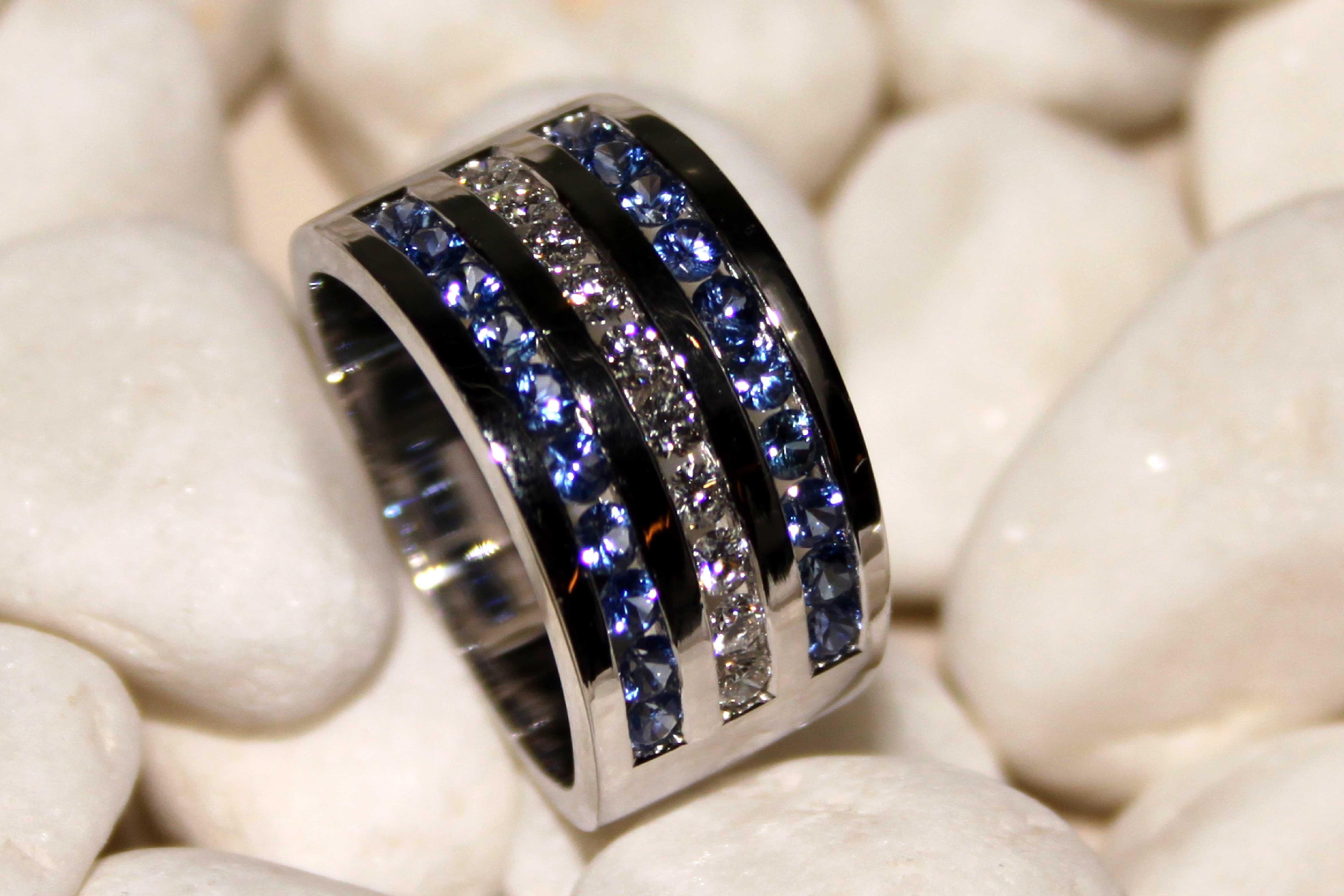 f21e933b1ec2 Joyas personalizadas. Un anillo por encargo. - Joyería Oriol Agorreta